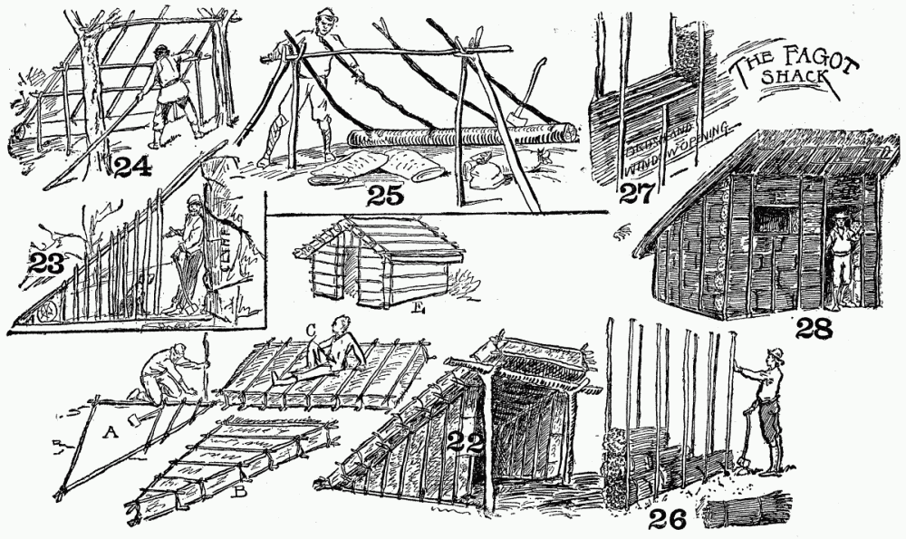 Sticks & Shanty - Philistines